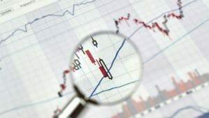 Aktienkurs Bild
