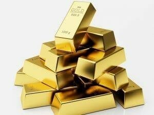 Gold Rohstoff Handel